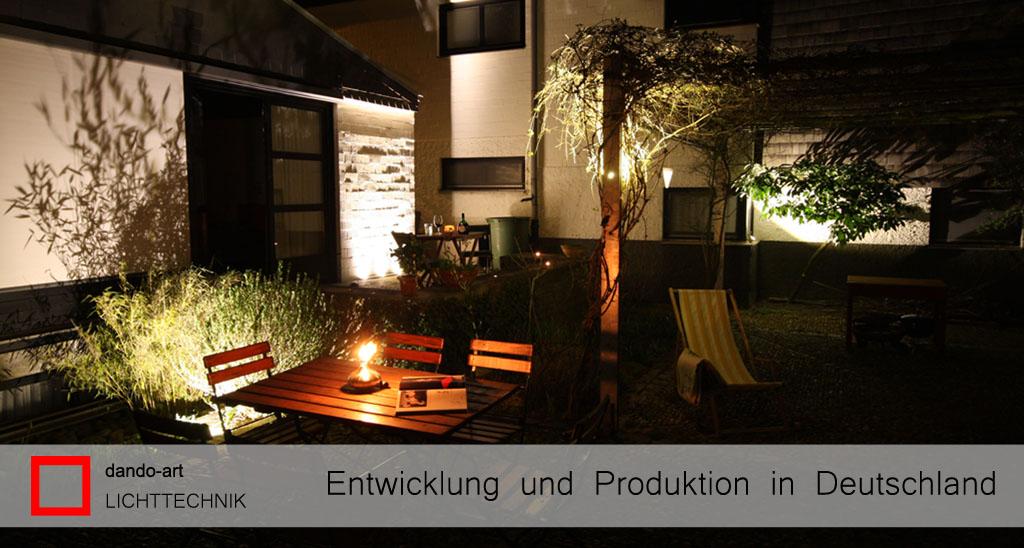 Entwicklung und Produktion in Deutschland